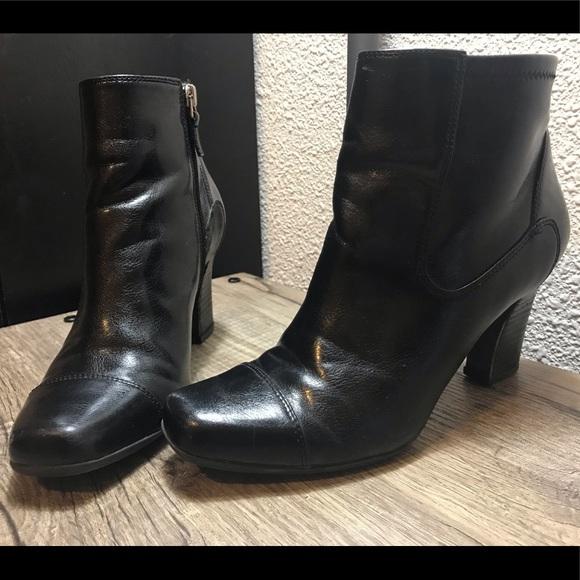 Franco Sarto Shoes - Franco Sarto black booties
